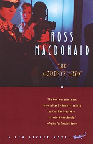 book cover of The Goodbye Look