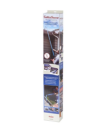 Rotary Ground - Gardus GS900 GutterSweep Rotary Gutter Cleaning System