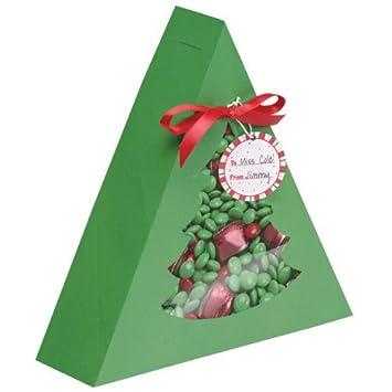 christmas tree shaped cookiecandy box - Christmas Tree Box