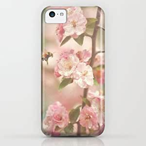 Apple Tree Blossoms iPhone & iphone 5c Case by Carolyn Rauh