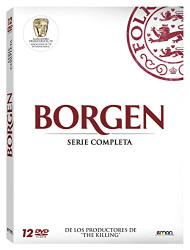 Borgen - Serie Completa [Non-usa Format: Pal -Import- Spain ] English Subtitles