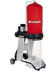 Einhell TE-VE 550 A Système d'échappement  (550 W, volume du sac de récupération 65 l, dépression 1.6 kPa, prise automatique, châssis)