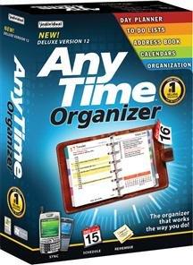 Anytime Organizer Deluxe 12