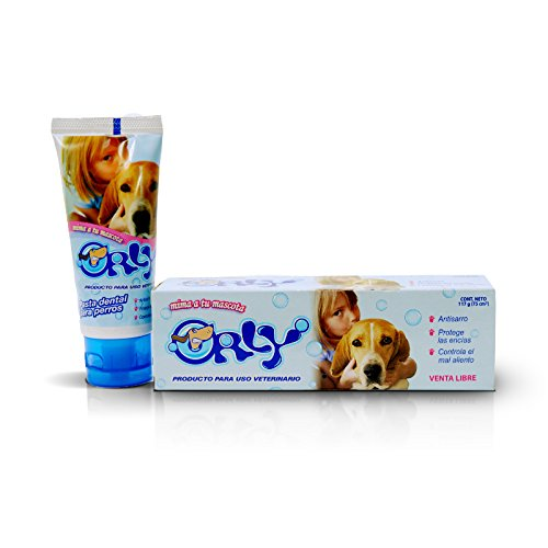(Orly by Blenastor Dog Toothpaste)