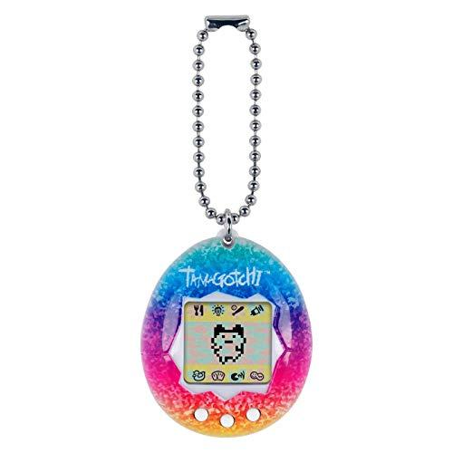(Tamagotchi Electronic Game, Rainbow)