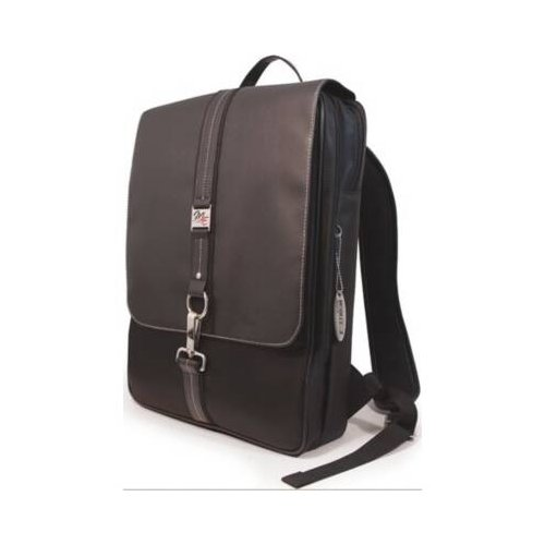 Mobile Edge MEBPW1-SL Slimline Paris Backpack for Notebook Black - NEW - Retail - MEBPW1-SL
