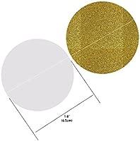 Globos de fiesta - 101 piezas 30,5 cm Globos de látex de oro y blanco - Decoración Bunting Banner & String - Para fiestas de cumpleaños, fiestas ...