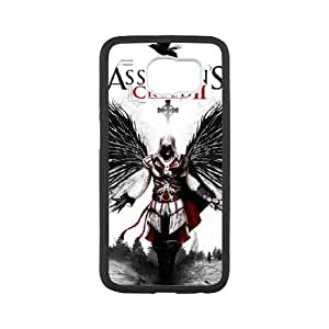 Assassin's Creed Samsung Galaxy S6 Cell Phone Case White Fantistics gift SJV_995921