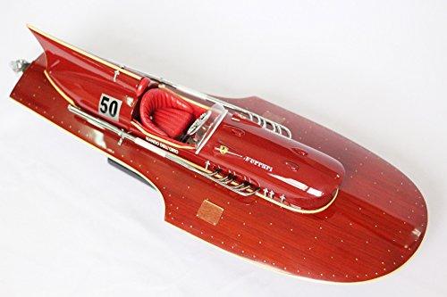 MosaiK Ferrari Hydroplane 21