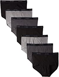 Hanes Men's Ultimate FreshIQ Full-Cut Briefs (7-Pack)