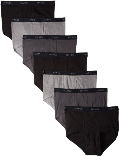 Hanes Men's 7 Pack Ultimate Fres...