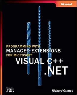 Programming with Managed Extensions for Microsoft Visual C++ .NET (Developer Reference)