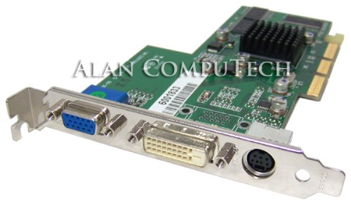 ATI - ATI Radeon 7000 64MB DDR VGA DVI-D TV Out 1028310100 AGP Video Card - Radeon Ati Agp
