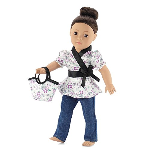 Jeans Doll Clothes - 8