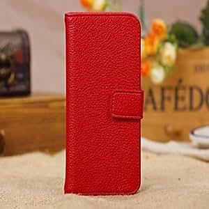comprar Caso del patrón del cocodrilo de lujo Monedero Monedero de cuero para iPhone 5C (colores surtidos) , Rose