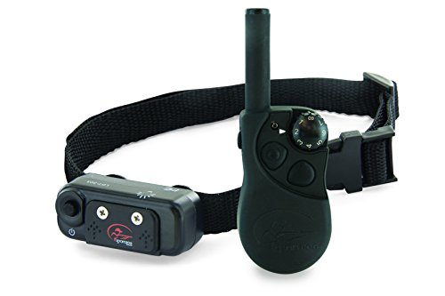 SportDOG Brand YardTrainer 105 Remote Trainer - 100 Yard Range - Waterproof Dog Training Collar with Tone and Shock