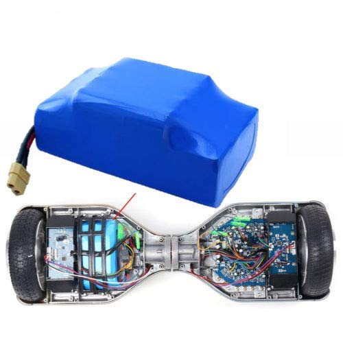 Hover Board Hoverboard Battery Scooter Safe Replacement Part Power Self Balancing LED Electric Skateboard Hub New Standing Correct Fix Your not Working Batteries Easy DIY Repair
