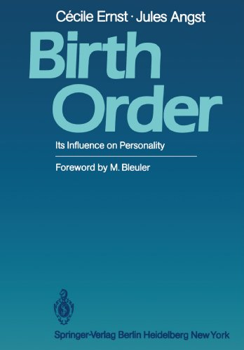 Birth Order: Its Influence on Personality