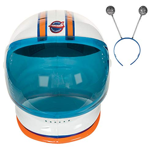 Party City Adult Astronaut Helmet Costume