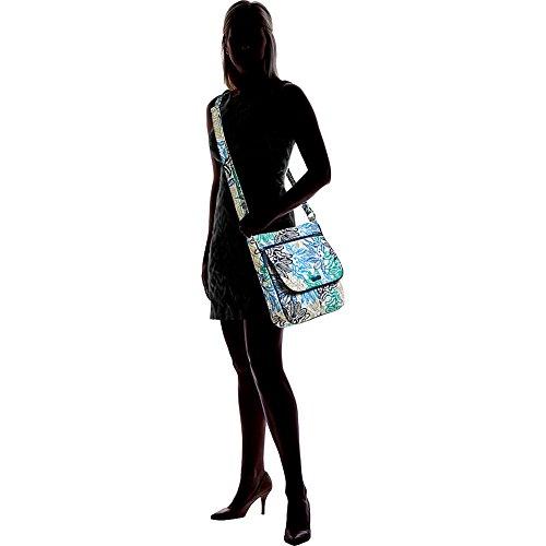 Fechas De Lanzamiento Libre Del Envío Vera Bradley22169 - Iconic Mailbag - Signature donna Falling Flowers Para La Venta En Línea 4SHPGtbt9E