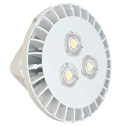 Morris 71402 LED Hi-Bay Light, 100W, 10000 lm