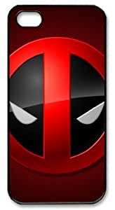 icasepersonalized Personalized Protective Case for iPhone 5/5S - Deadpool by mcsharks