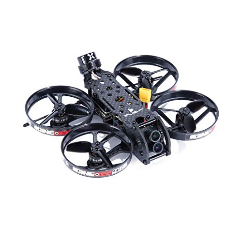 iFlight CineBee 4K Whoop FPV Racing Drone 4S Quadcopter PNP BNF Wheelbase 107mm SucceXMirco F4 Flight Tower Caddx.us Tarsier 4K 1200TVL Dual Lens HD Camera (BNF with FS-A8S V2 RX)