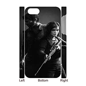 The Last of Us for iphone4 4S 3D Cell Phone Case & Custom Phone Case Cover R67A879336