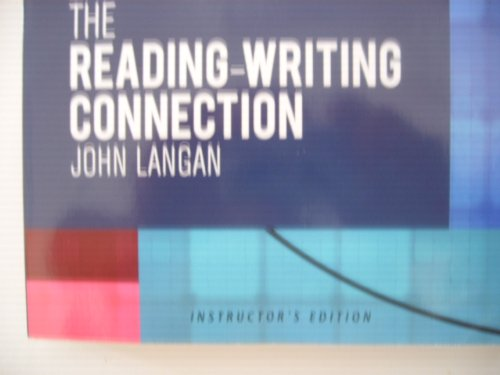 READING-WRITING CONNECTION >INSTRS.ED<