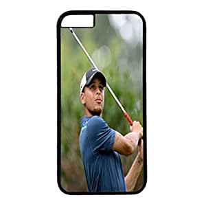iPhone 6 plus case,fashion durable Black side design for iPhone 6 plus,PC material cover ,Designed Specially Pattern with playing out California Golf . by runtopwell