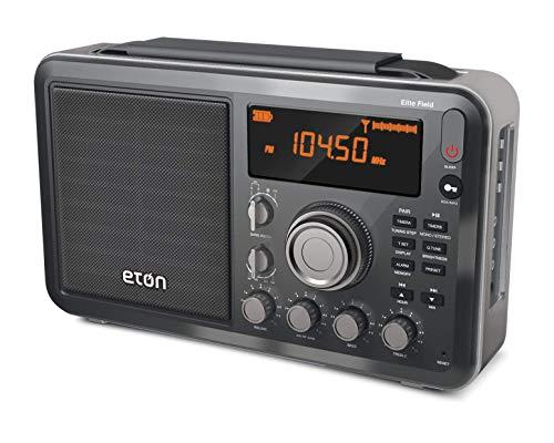 Eton Elite Field AM/FM/Shortwave Desktop Radio with Bluetooth in USA