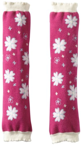 Babylegs Baby-Girls Infant Tea Roses Leg Warmer, Pink, One Size by BabyLegs