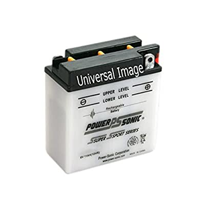Conventional Battery for Yamaha YFM80 Badger 1985-2001