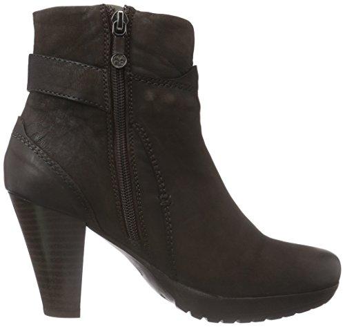 Marc Shoes Elba Damen Kurzschaft Stiefel Braun (T.D.Moro 490)