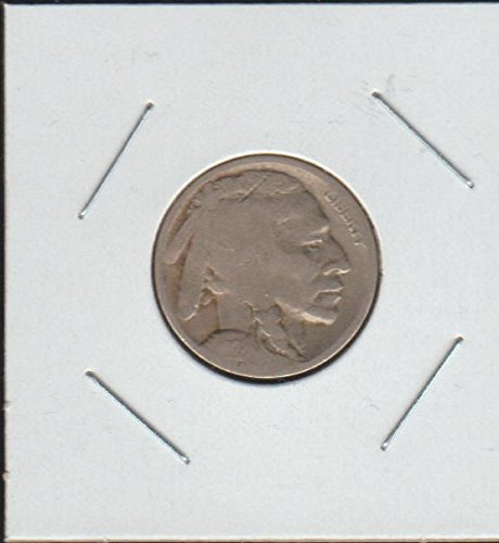 1928 D Indian Head or Buffalo (1913-1938) Nickel (Grading Buffalo Nickels)