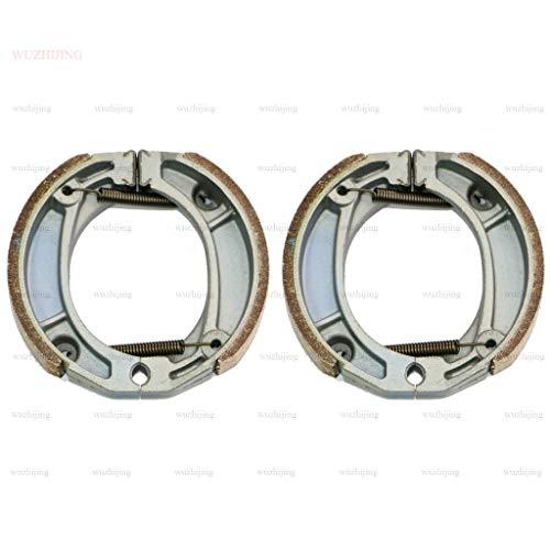 CNBP Front & Rear Brake Pads Set fit Honda XL 100 (78-85) 125 (79-84) 125 (74-76) XR 75 (75-79) 80 (79-84) 100 (81-84) XR200 XR200R 200 R (80-02) semi Metallic