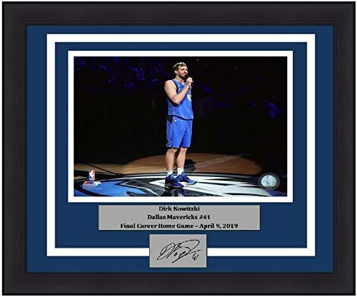 Dirk Nowitzki Mavericks Final Career Home Game 8