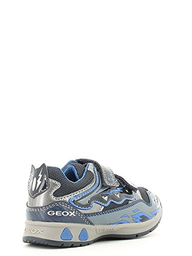 Zapatillas para ni�a, color Azul , marca GEOX, modelo Zapatillas Para Ni�a GEOX B TEPPEI BOY D Azul