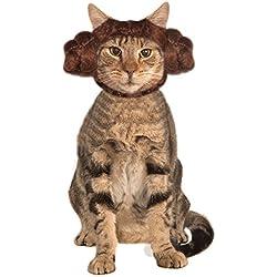 Rubie's Star Wars Classic Leia Cat Buns, Multicolor