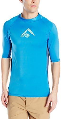 Long Sleeve Rashguard Swim Shirt Size Large Kanu Surf Men/'s UPF 50