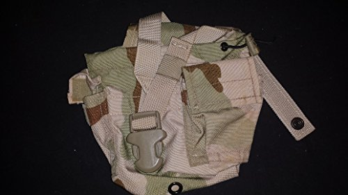 Official US Military ACU MOLLE II Canteen Utility Pouch