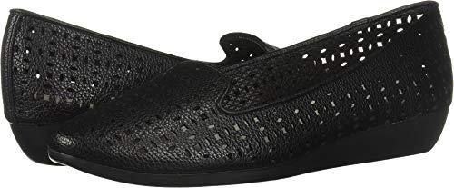 Aerosoles A2 Women's Parchment Shoe, Black, 9.5 M US