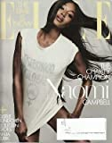 Elle Magazine July 2019 Naomi Campbell Cover