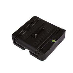 Jili Online Aluminum Foldable Z- Quick Release Plate Stand Tripod Pan&Tilt for Camera