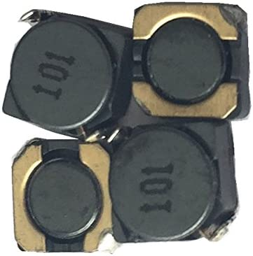 50ea 100uH fixed shield inductor surface mount chip power inductor transformer 5X5X2.8mm Hondark HK Limited