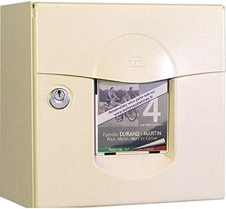 Solea - Caja de cartas (1 unidad): Amazon.es: Bricolaje y herramientas