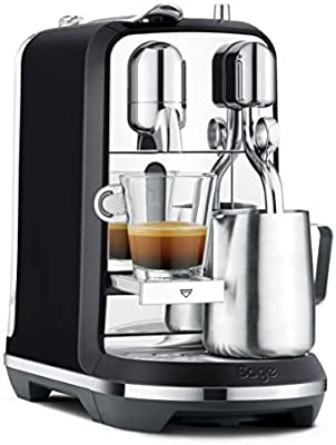 Sage Appliances sne800btr The Creatable ISTA Plus Cafetera ...