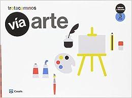 Book TROTACAMINOS TALLERES 3 AÑOS VIA ARTE