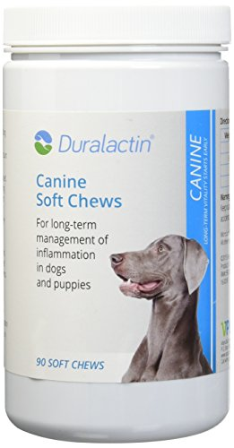 Duralactin Canine (Long Term Inflammation Support) - 90 Soft Chews ()