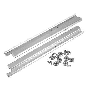 S52 Super Heavy Duty Stainless Steel Drawer Slides Slide